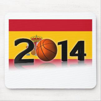 2014 Basketball World Championship Mouse Pads
