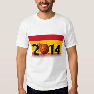 2014 Basketball World Championship Tshirt