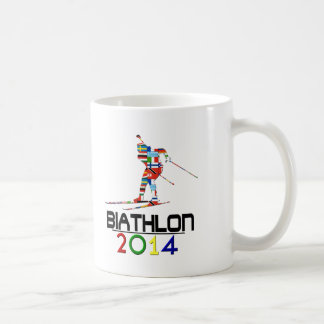 2014: Biathlon Coffee Mug