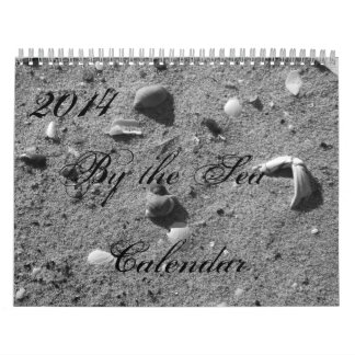 2014 Calendar- By the Sea Wall Calendars