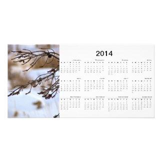 2014 Calendar Photo Card