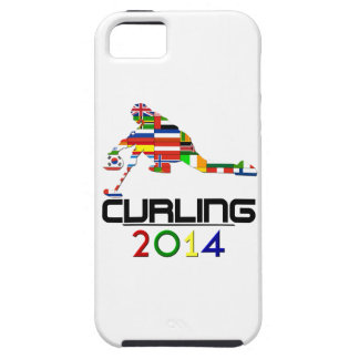 2014: Curling iPhone 5 Cover