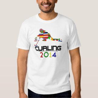 2014: Curling Tees