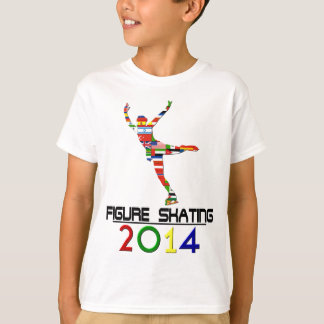 2014: Figure Skating T-Shirt