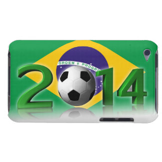 2014 Football Cup Case-Mate iPod Touch Case