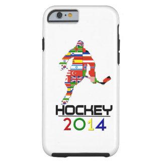 2014: Hockey Tough iPhone 6 Case