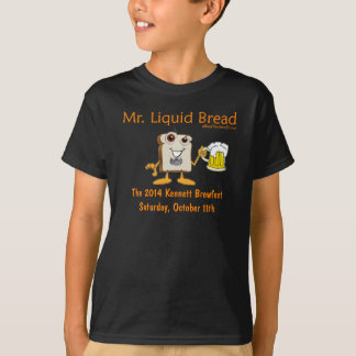 2014 Kennett Square Beerfest Youth Tee