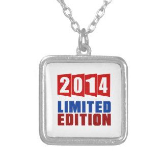 2014 Limited Edition Square Pendant Necklace