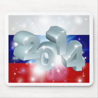 2014 Russian flag Mousemats