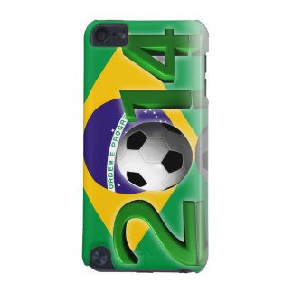 2014 Soccer Cup iPod Touch 5G Covers