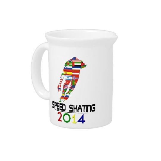 2014: Speed Skating Pitchers