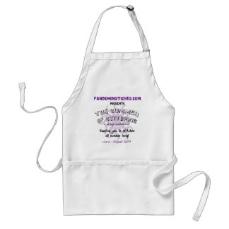 2014 Summer of Stitching Aprons