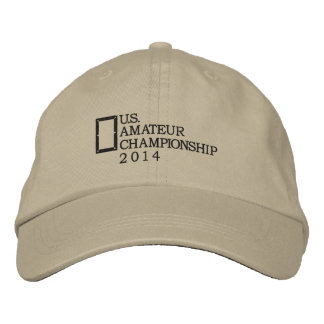2014 U.S. Amateur Championship Embroidered Hat