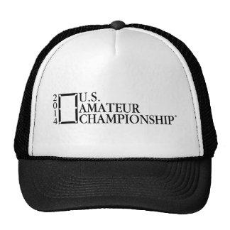 2014 U.S. Amateur Championship Mesh Hats
