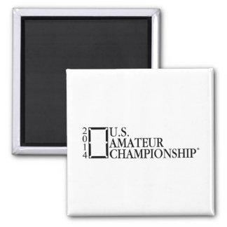 2014 U.S. Amateur Championship Magnet