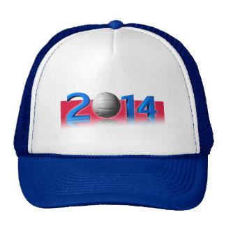 2014 Volley balls World Championship Trucker Hat
