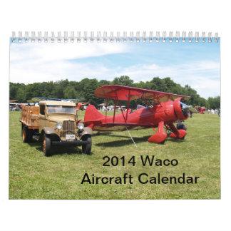2014 Waco Aircraft Calendar
