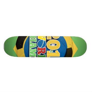2014 World Champs Ball - Bra Skateboards
