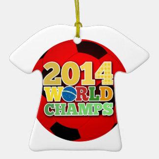 2014 World Champs Ball - Japan Christmas Tree Ornament