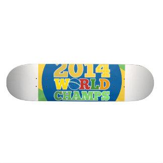 2014 World Champs - Bra Skate Boards