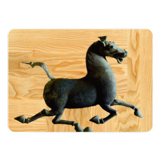 "2014 Year of the Horse - Customizable Invitations 5"" X 7"" Invitation Card"