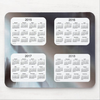 2015-2018 Calendar by Janz Shadows Mousepad