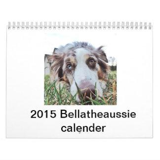 2015 Bellatheaussie Calender Wall Calendars
