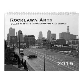 2015 Black & White Photography Calendar