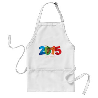 2015 Chinese New Year of the Goat Apron