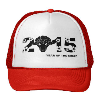 2015 Chinese New Year of the Sheep Hat