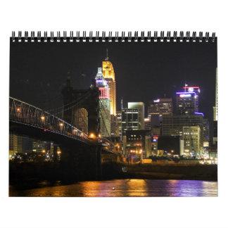 2015 Cincinnati Wall Calendars