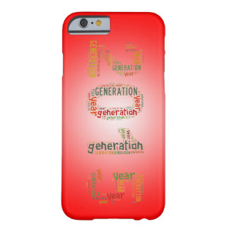 2015 generation barely there iPhone 6 case