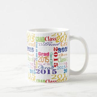2015 Graduate Coffee Mug