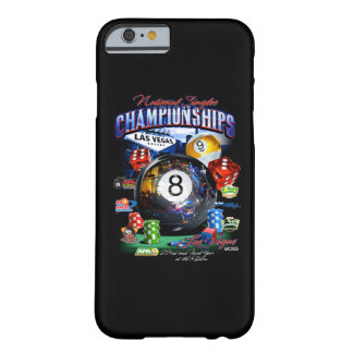 2015 National Singles Championship Barely There iPhone 6 Case