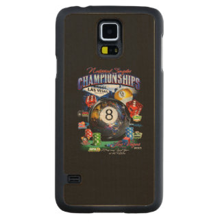 2015 National Singles Championship Carved Maple Galaxy S5 Case
