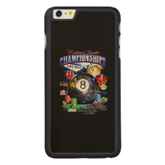 2015 National Singles Championship Carved Maple iPhone 6 Plus Case
