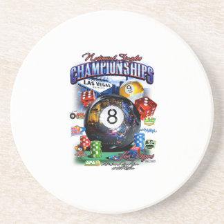 2015 National Singles Championship Coaster