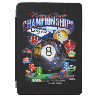 2015 National Singles Championship iPad Air Cover