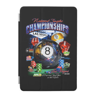 2015 National Singles Championship iPad Mini Cover