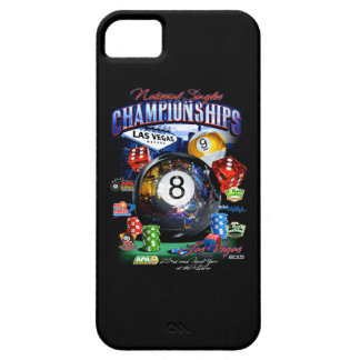 2015 National Singles Championship iPhone 5 Cover