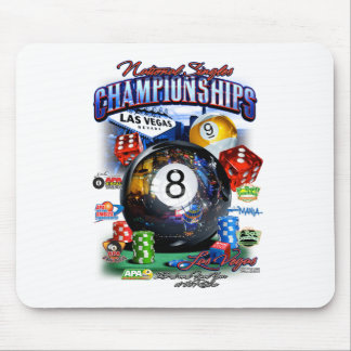 2015 National Singles Championship Mouse Mat