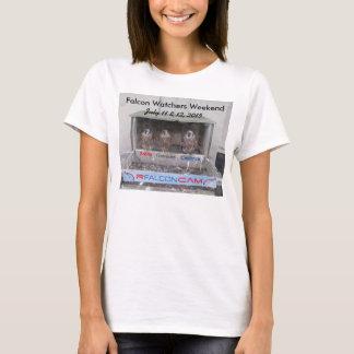2015 Rfalconcam Watcher Weekend T-shirt