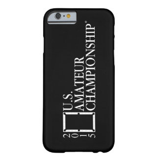 2015 U.S. Amateur Logo Barely There iPhone 6 Case