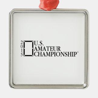2015 U.S. Amateur Logo Christmas Ornament