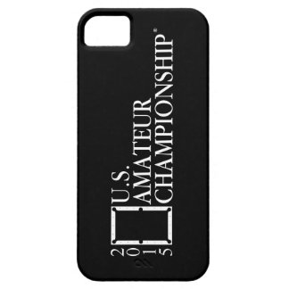 2015 U.S. Amateur Logo iPhone 5 Case