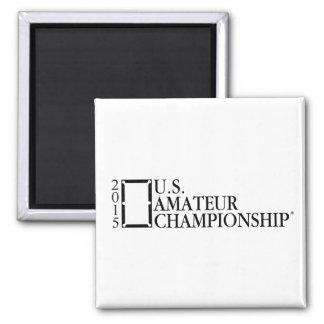2015 U.S. Amateur Logo Magnet