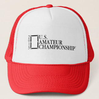 2015 U.S. Amateur Logo Trucker Hat