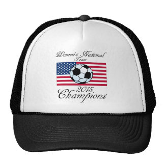 2015 Women's World Cup Champions Cap