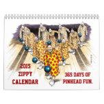 2015 ZIPPY Calendar by Bill Griffith
