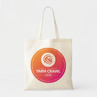 2016 2nd Annual North Alabama Yarn Crawl Tote Bag